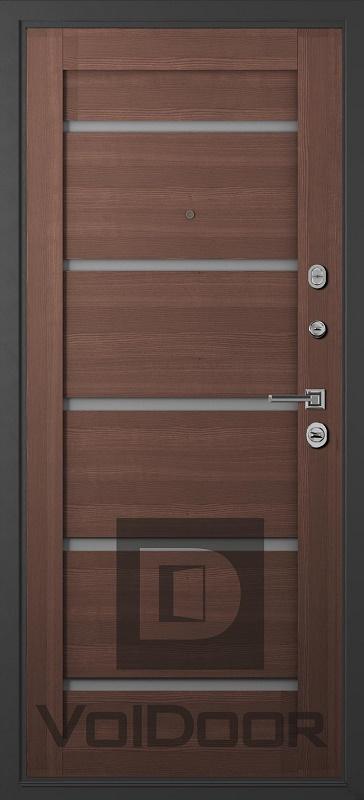 стальные двери модерн производство